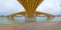 Refurbishment of Margit bridge, Budapest