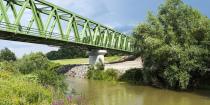 Refubishment of railway bridges and steel structures