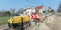 Sewage project in the Székesfehérvár area (Pákozd, Pátka, Seregélyes)