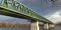 Az északi összekötő vasúti híd korszerűsítése