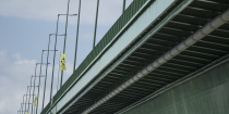 Deák Ferenc híd (M0 déli ág, Hárosi-Duna-híd) gyártása és kivitelezése