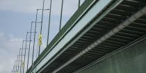 Deák Ferenc bridge (Southern M0 bridge over Háros Danube)