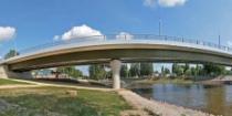 Jedlik Ányos Bridge over the Moson-Danube, Győr