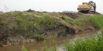 Remediation of Séd-Nádor Channel