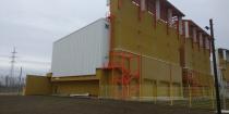 Spent Fuel Interim Storage Facility III.  ütem II. fázis