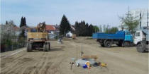 Extension of sewage system NW and SW of Nagykanizsa