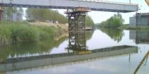 M6/M60 autópálya (Szekszárd-Bátaszék között): Sió-híd építése
