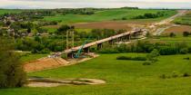 Zalalövő bypass, Zalalövő viaduct