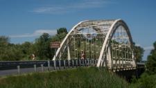 Refurbishment of Marcaltő Rába bridge awarded by MAGÉSZ Hungarian Steel Structure Association